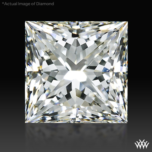 1.05 ct I VS2 A CUT ABOVE® Princess Super Ideal Cut Diamond