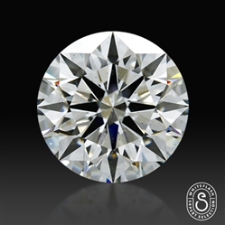 2.258 ct I VS2 Expert Selection Round Cut Loose Diamond