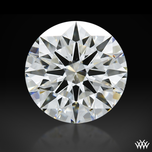 1.27 ct F VS1 Expert Selection Round Cut Loose Diamond