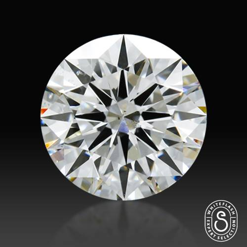 0.76 ct H SI1 Expert Selection Round Cut Loose Diamond