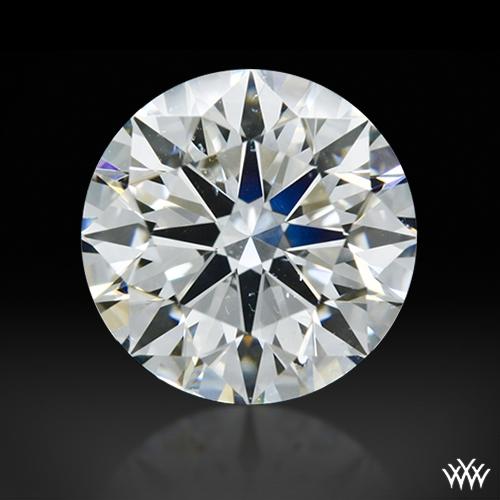 1.356 ct H SI1 Premium Select Round Cut Loose Diamond