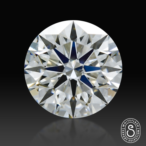 0.643 ct E SI1 Expert Selection Round Cut Loose Diamond
