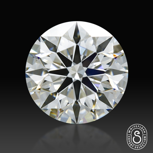 0.728 ct H VS1 Expert Selection Round Cut Loose Diamond