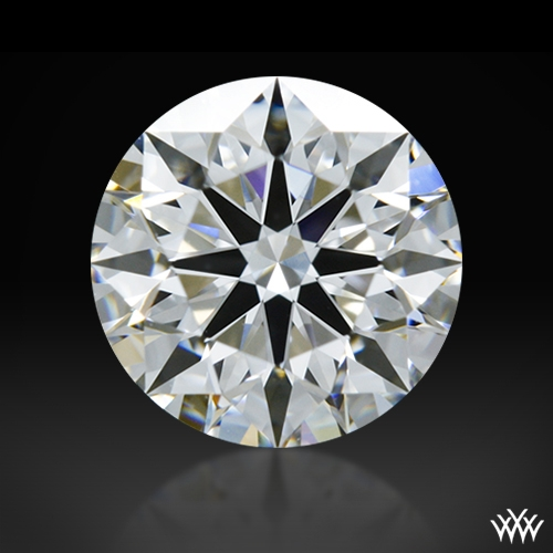 0.84 ct D VVS2 Expert Selection Round Cut Loose Diamond
