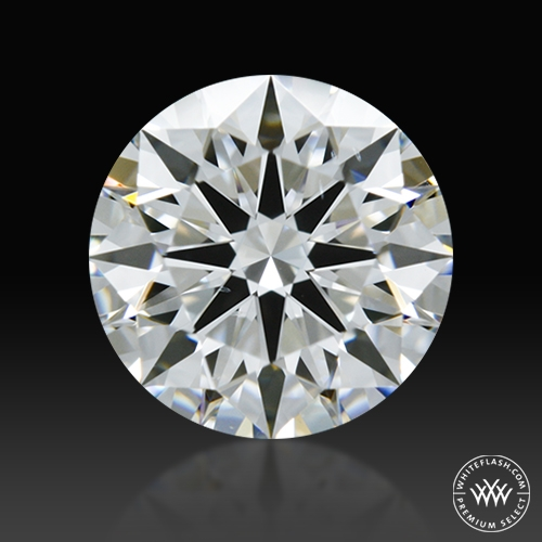0.80 ct F SI1 Premium Select Round Cut Loose Diamond