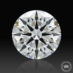 0.80 ct F SI1 Premium Select Round Cut Loose Diamond