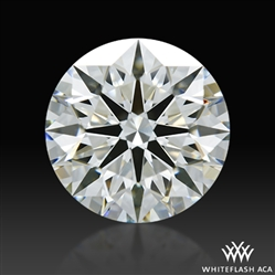 2.002 ct I VS2 A CUT ABOVE® Hearts and Arrows Super Ideal Round Cut Loose Diamond