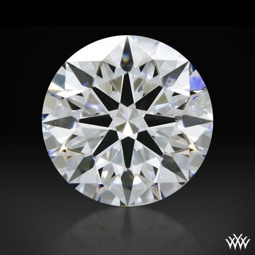 0.906 ct D VVS2 Premium Select Round Cut Loose Diamond