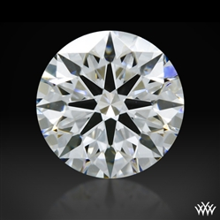 0.906 ct D VVS2 Premium Select Round Cut Loose Diamond