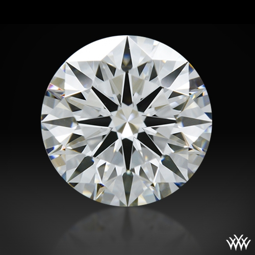 0.921 ct F VVS1 Expert Selection Round Cut Loose Diamond