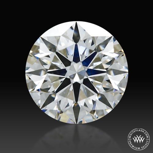 1.214 ct H SI1 Premium Select Round Cut Loose Diamond