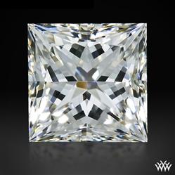 0.512 ct H VS2 A CUT ABOVE® Princess Super Ideal Cut Diamond