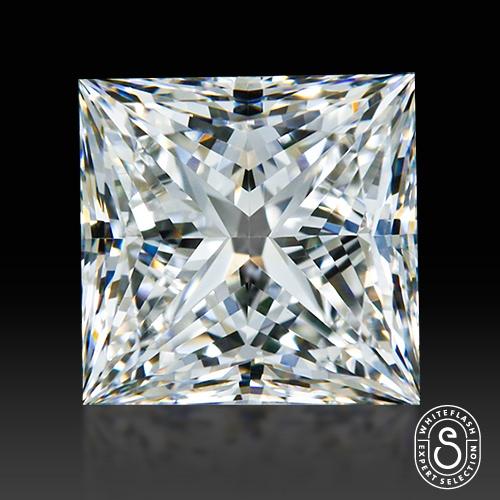 0.916 ct G SI1 Expert Selection Princess Cut Loose Diamond