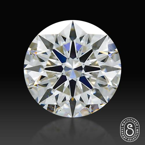 0.707 ct F VS2 Expert Selection Round Cut Loose Diamond