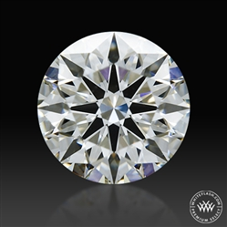 0.552 ct H VS1 Premium Select Round Cut Loose Diamond