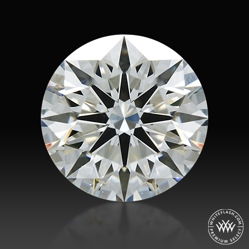 0.731 ct J VS1 Premium Select Round Cut Loose Diamond
