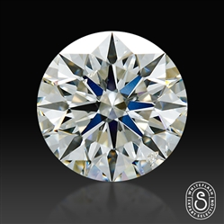 0.807 ct H SI1 Expert Selection Round Cut Loose Diamond