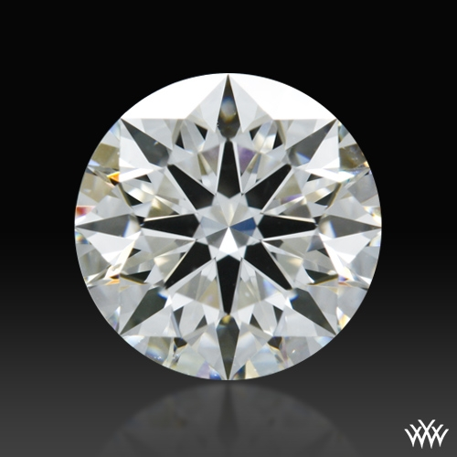 1.028 ct I VS2 A CUT ABOVE® Hearts and Arrows Super Ideal Round Cut Loose Diamond