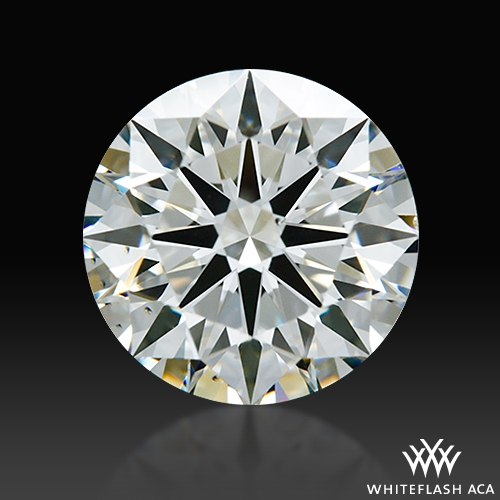 1.313 ct I VS2 A CUT ABOVE® Hearts and Arrows Super Ideal Round Cut Loose Diamond
