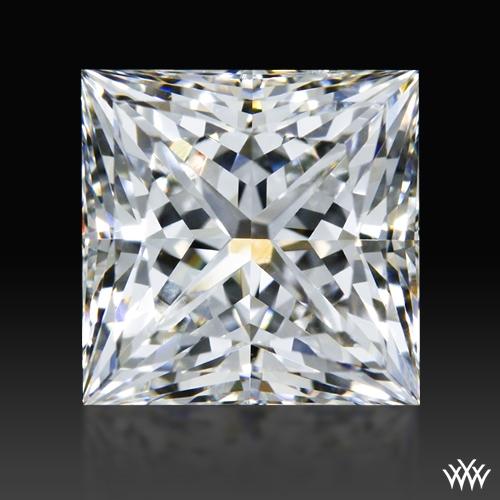 1.028 ct H VS2 A CUT ABOVE® Princess Super Ideal Cut Diamond