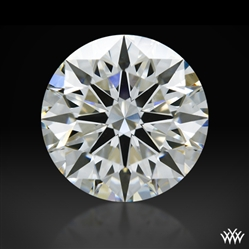 1.278 ct H VS2 Premium Select Round Cut Loose Diamond