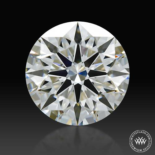 0.732 ct H VS1 Premium Select Round Cut Loose Diamond