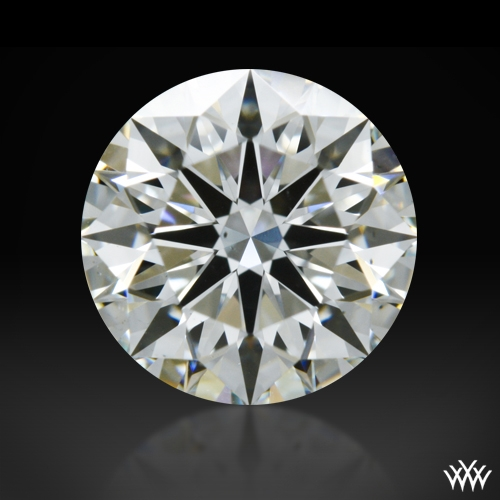 1.006 ct H VS2 Expert Selection Round Cut Loose Diamond