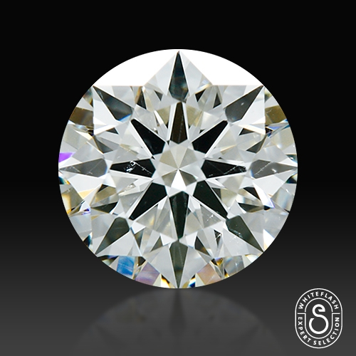 0.84 ct I SI1 Expert Selection Round Cut Loose Diamond
