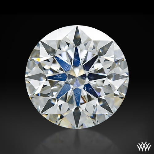 1.328 ct H SI2 Expert Selection Round Cut Loose Diamond
