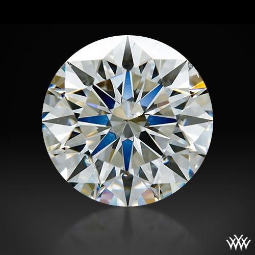 1.017 ct H SI1 Expert Selection Round Cut Loose Diamond
