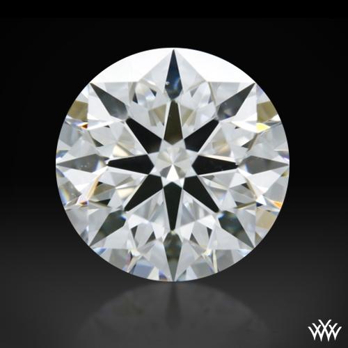1.225 ct E VVS2 A CUT ABOVE® Hearts and Arrows Super Ideal Round Cut Loose Diamond