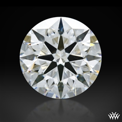1.225 ct E VVS2 A CUT ABOVE® Hearts and Arrows Super Ideal Round Cut Loose Diamond