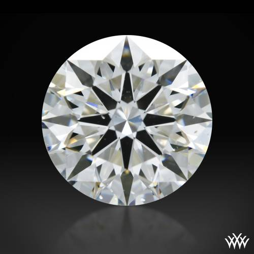 1.015 ct G VS2 A CUT ABOVE® Hearts and Arrows Super Ideal Round Cut Loose Diamond