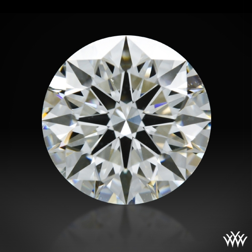 1.628 ct H VS2 A CUT ABOVE® Hearts and Arrows Super Ideal Round Cut Loose Diamond