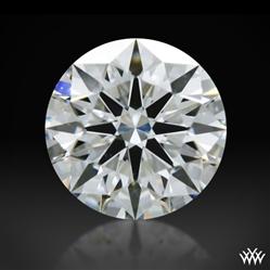 0.32 ct E SI1 A CUT ABOVE® Hearts and Arrows Super Ideal Round Cut Loose Diamond