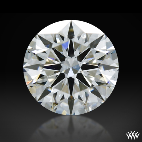 0.331 ct F SI1 Expert Selection Round Cut Loose Diamond