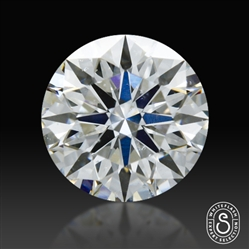 0.341 ct G SI1 Expert Selection Round Cut Loose Diamond