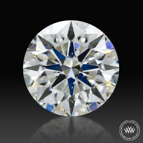 0.313 ct F SI2 Premium Select Round Cut Loose Diamond