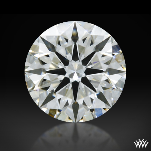 0.306 ct H VS2 Expert Selection Round Cut Loose Diamond