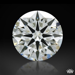 0.314 ct I VS1 A CUT ABOVE® Hearts and Arrows Super Ideal Round Cut Loose Diamond