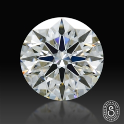 0.332 ct G SI1 Expert Selection Round Cut Loose Diamond