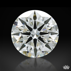 0.331 ct H SI1 Premium Select Round Cut Loose Diamond