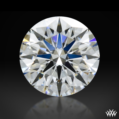 0.327 ct F VS2 Expert Selection Round Cut Loose Diamond