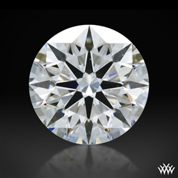 0.361 ct D VS1 A CUT ABOVE® Hearts and Arrows Super Ideal Round Cut Loose Diamond