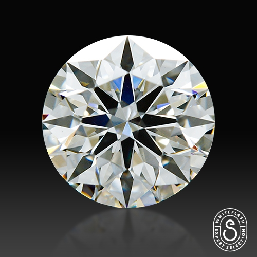 0.907 ct H VS2 Expert Selection Round Cut Loose Diamond