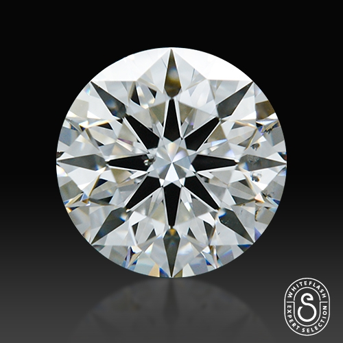 0.861 ct F SI1 Expert Selection Round Cut Loose Diamond