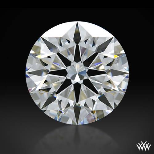 1.168 ct D VVS2 A CUT ABOVE® Hearts and Arrows Super Ideal Round Cut Loose Diamond