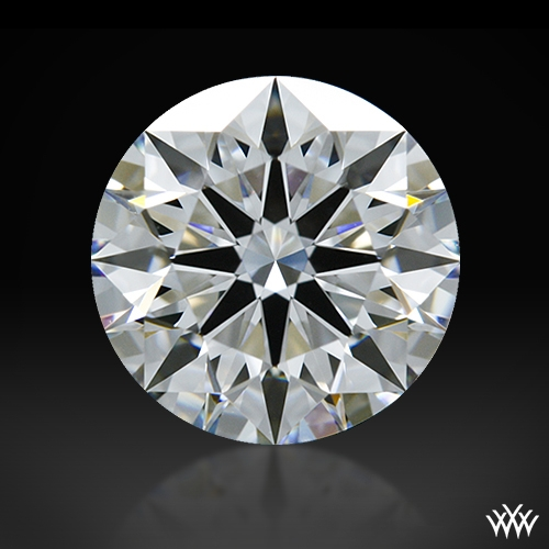 1.168 ct D VVS2 A CUT ABOVE® Hearts and Arrows Super Ideal Round Cut Loose Diamond