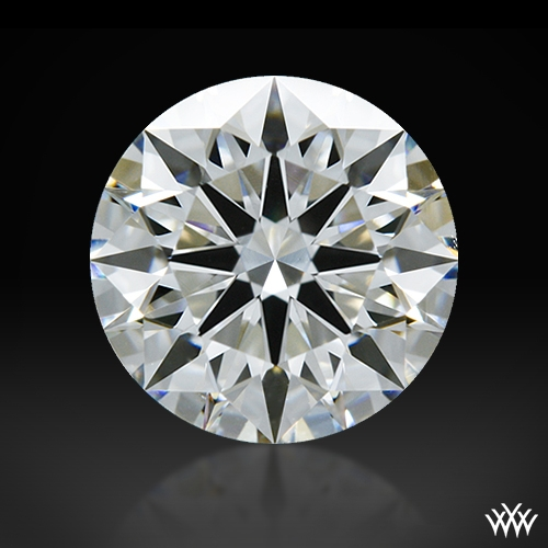 1.022 ct G VS1 A CUT ABOVE® Hearts and Arrows Super Ideal Round Cut Loose Diamond