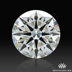 2.045 ct I VS2 A CUT ABOVE® Hearts and Arrows Super Ideal Round Cut Loose Diamond